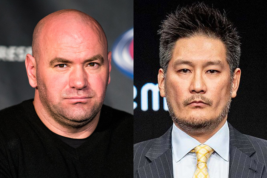 UFC vs ONE Championship: MMA's global duopoly renewing rivalry in the  Covid-19 era   Asian MMA