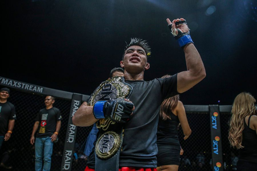 Pacio and Catalan collide in all Filipino title fight at ONE: 'Ma