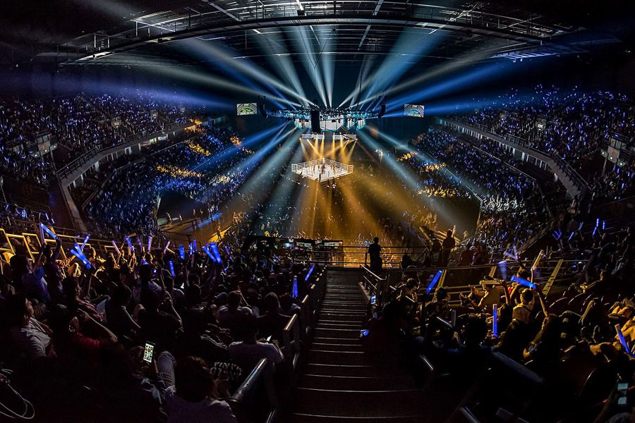 ONE Championship put on a promotional record of 42 events in 2019   As