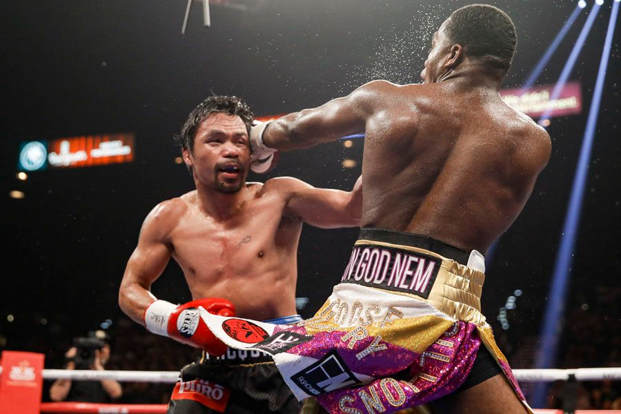 No such thing as a coincidence: Pacquiao vs Mayweather 2 is probably happening