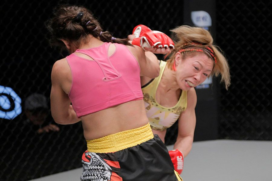 Emi Fujino faces undefeated Russian at Pancrase 304