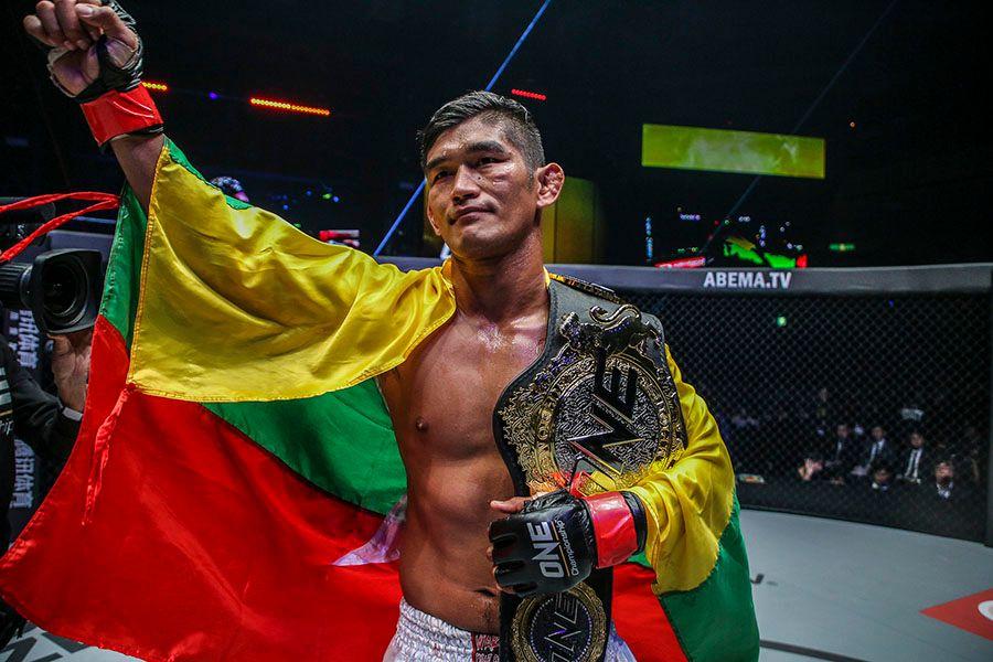 Aung La Nsang faces Vitaly Bigdash at ONE: 'Infinity' 1 | Asian MMA