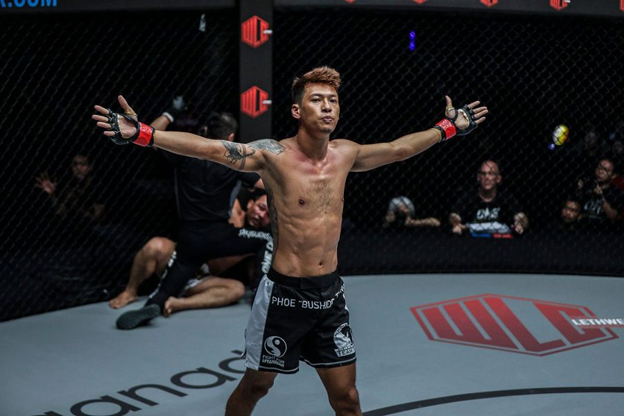 ONE Championship fighter Phoe Thaw injured in Yangon bomb blast | Asian MMA