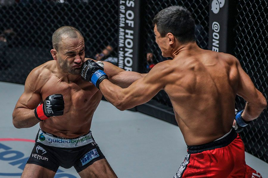 Folayang and Alvarez enter ONE Lightweight Grand Prix   AsianMMA