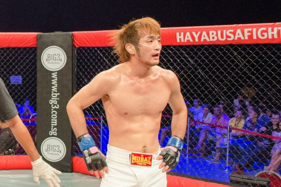 Takeshi Inoue faces Duane van Helvoirt at Shooto 30th Anniversary Tour in Tokyo | AsianMMA