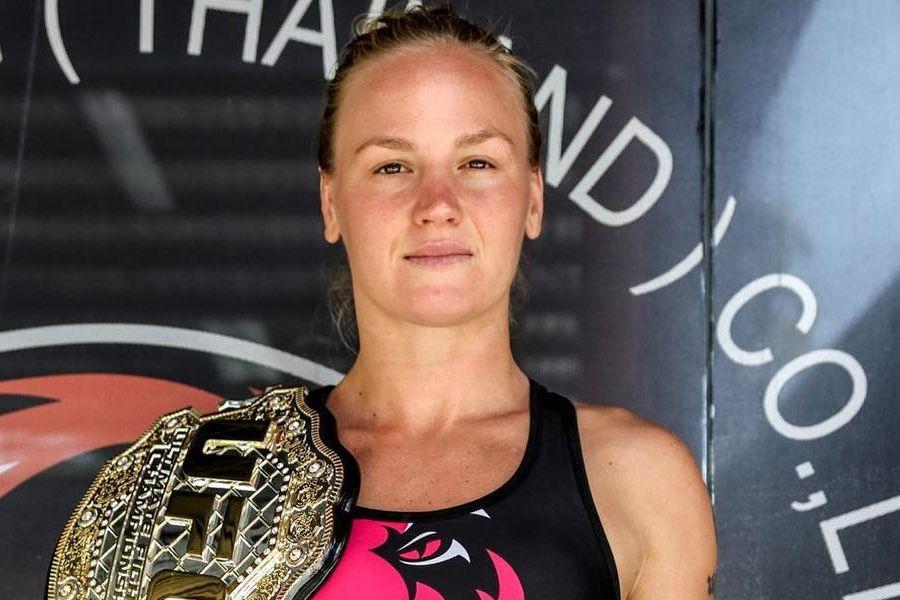Valentina Shevchenko on her head kick KO at UFC 238 (Video) | Asian MMA