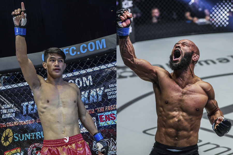 Collision course: Kingad and Johnson set for ONE Flyweight Grand Prix