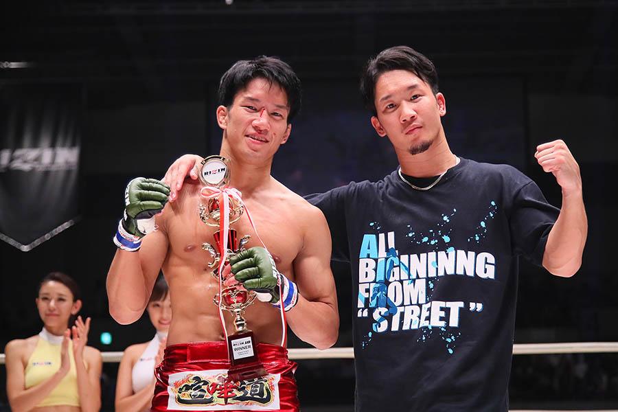 Asakura shocks Horiguchi with first-round KO at Rizin 18   AsianMMA