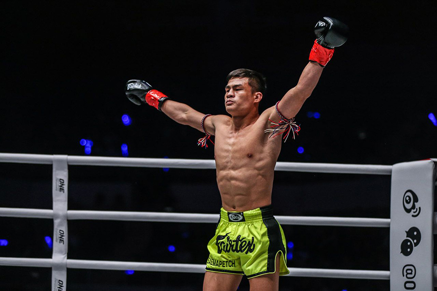 Saemapetch Fairtex gets another new opponent for ONE
