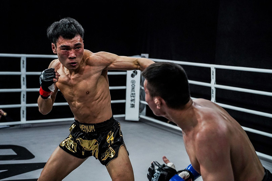 Xie Wei returns at ONE Hero Series 9 | Asian MMA