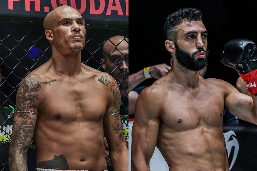 The Doctor and AK47's route to ONE Featherweight Kickboxing Grand