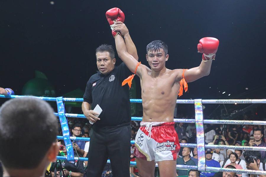 Sangmanee scores decision win over Bohic in Buriram mega fight   AsianMMA