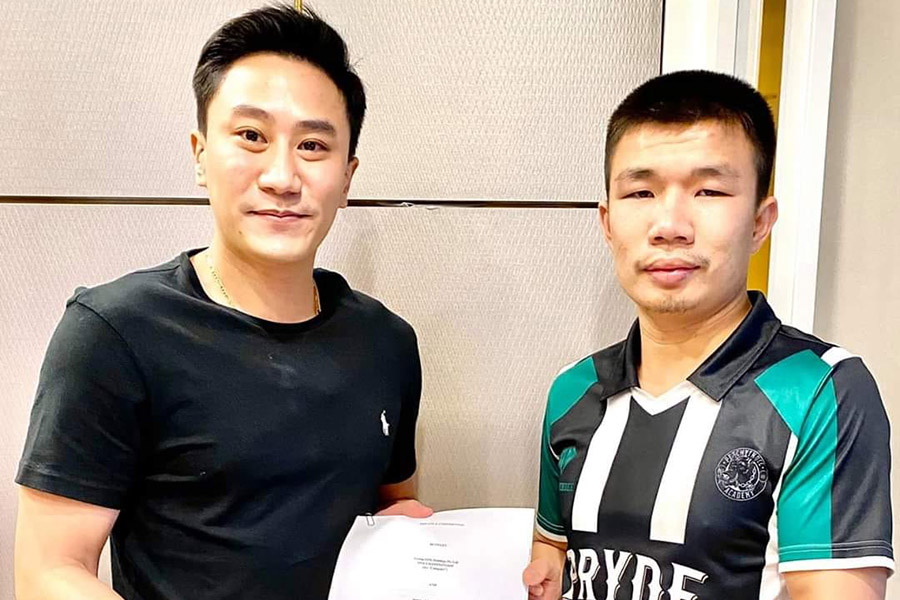 Captain Petchyindee signs with ONE Championship   AsianMMA