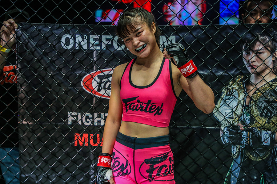 Stamp Fairtex says fighting in three different disciplines is a challenge | Asian MMA