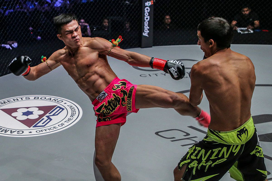 Saemapetch Fairtex all set for trilogy bout in Bangkok on Friday | Asian MMA