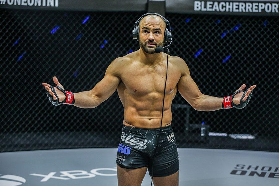 Eddie Alvarez faces Ok Rae Yoon at ONE on TNT Part IV   Asian MMA
